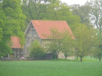 Appartement spacieux près d'une réserve naturelle et métropole de Westphalie