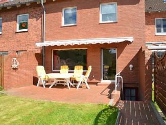 Maison avec terrasse, dans Sereetz, près de Lübeck et de Hansa-Park, 2-6 personnes