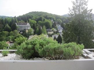 Appartement avec grande terrasse et vue panoramique près de Festspielhaus