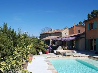 partir de 75 nuit chambre dhtes climatise sud ardche piscine spa - Maison D Hote Ardeche Avec Piscine