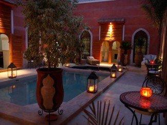 Ferienwohnung Mit Swimming Pool In Marrakesch