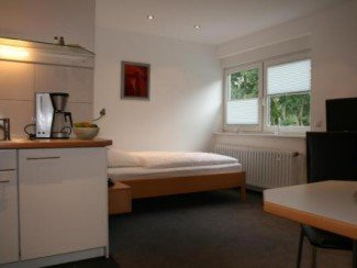 Appart Hotel avec climatisation, 1 chambre