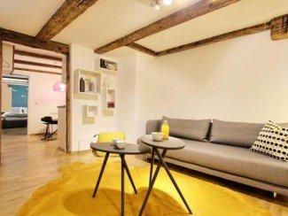 Appartement avec wifi, 4 voyageurs