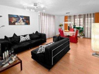 Appartement avec salle de sport, 1 chambre