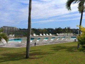 Appart Hotel avec piscine, 2 chambres