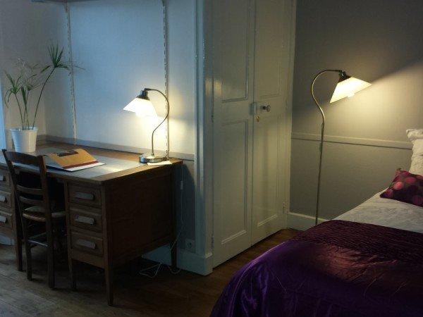 Chambre chez l'habitant Nantes - Nantes - room