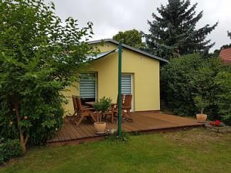 """Belle Maison individuelle """"Vue sur le jardin"""", 60 m² / Maison de vacances"""