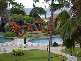 Resort fantastique avec Ocean / Pool View! Étapes de la plage, piscines. Spécial d'automne 93 $ / nt