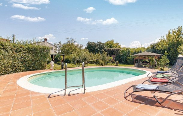 Maison avec piscine, 2 pièces - Toscane - maison