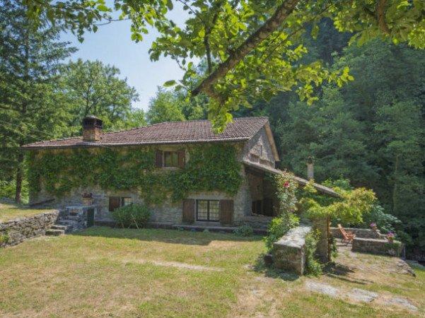 Villa avec cheminée, 9 pièces - Toscane - villa